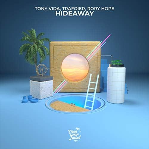Tony Vida, Trafoier & Rory Hope