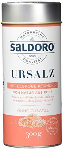 SALDORO Ursalz Mittelgrob Rosa, 6er Pack (6 x 300 g)