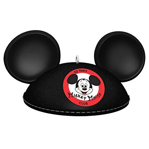 Hallmark Keepsake Christmas Ornament 2020, Disney The Mickey Mouse Club 65th Anniversary, Musical