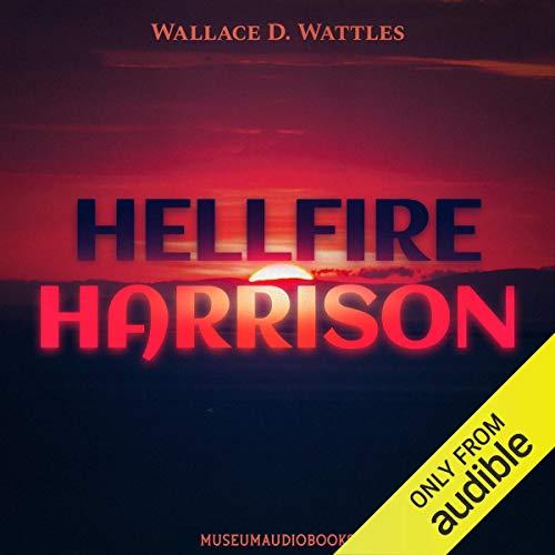 Hellfire Harrison cover art