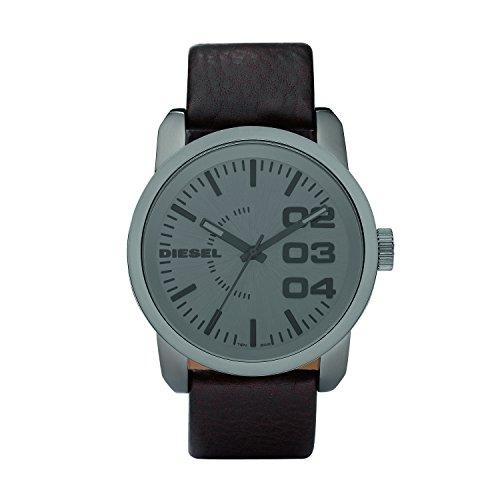 Diesel Reloj Digital para Unisex Adulto de Cuarzo con Correa en Cuero 4051432274725