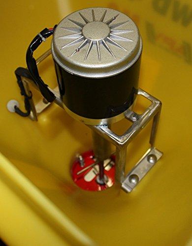 APV Streuer KS 40 WD – Elektrischer Kleinststreuer inkl. Kugelkopfhalterung;;;;; - 4