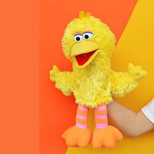 Plaza Sésamo El Show de los Muppets, monstruo de juguete de felpa de sésamo marioneta de peluche de juguete Calle Sésamo felpa Cookies marioneta de mano de jugar a los juegos muñeca de juguete Títeres