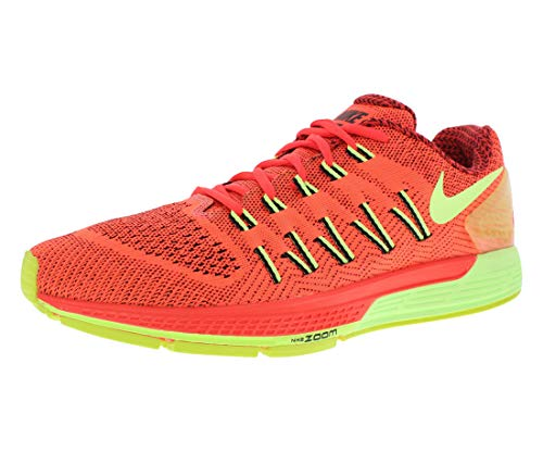 Nike air Zoom Odyssey Mens Running Trainers 749338 Sneakers Shoes (US 10.5, Brght Crimson/BLK-VLT-GHST GRN 607)