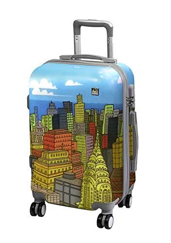 A2s Equipaje cabina maleta ligera y duradera maleta de cá