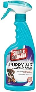 Simple Solution Puppy Aid Training Spray - 16 oz Spray