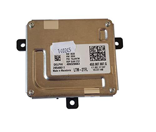 DELPHI 4G0907697G LED dagrijverlichting controller vermogenmodule koplamp LTM-2TFL voor Audi Skoda VW