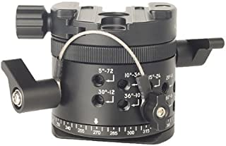 Combination: SUNWAYFOTO Indexing Rotator DDP-64MX & DDY-64i Discal Arca Comp Clamp NEW
