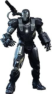 War Machine Iron Man 2 Diecast Hot Toys 1/6 Scale Figure