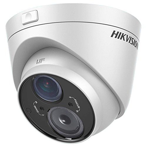 Hikvision DS-2CE56C5T-VFIT3 Caméra de sécurité 2,8/12 mm Blanc