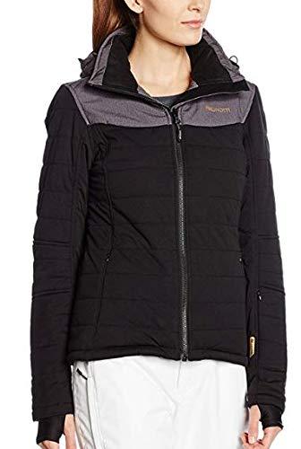 Brunotti Damen Jaciano Women Jacket Jacke, Dark Grey Melee, L