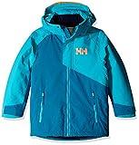 Helly Hansen Junior Cascade Jacket, 632 Blue Wave, 8