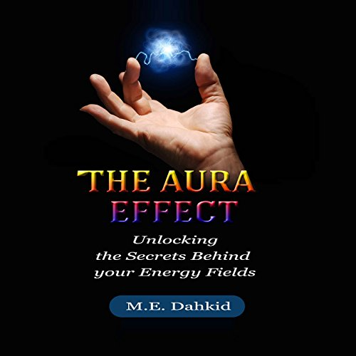 The Aura Effect audiobook cover art