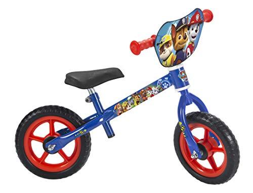 Toimsa - Bicicletta Senza Pedali per Bambini, Motivo: Paw Patrol - La Squadra dei Cuccioli