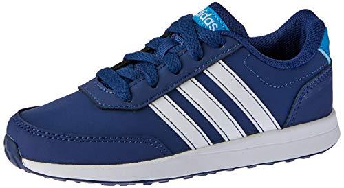 Adidas Vs Switch 2 K, Zapatillas de Deporte Unisex niño, Multicolor (Azuosc/Ftwbla/Ciasho 000), 28.5 EU