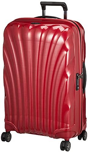 [サムソナイト] スーツケース シーライト スピナー69 69 cm 2.5kg チリレッド