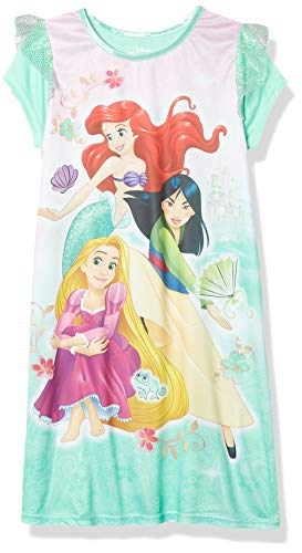 disney girls nightgown multi princess