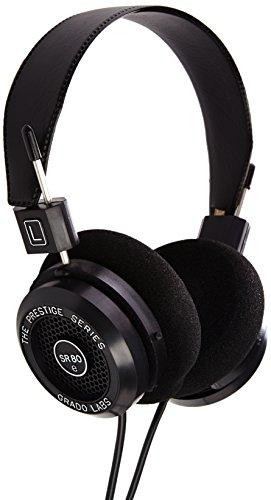 Grado SR80e Prestige Series - Auriculares Abiertos (con Funda)