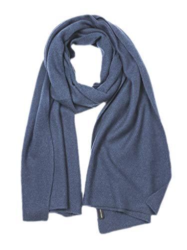 Prettystern 2-laags kasjmier geweven sjaal voor dames en heren