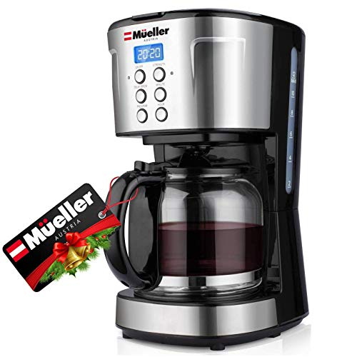 Mueller Ultra Coffee Maker, Prog...