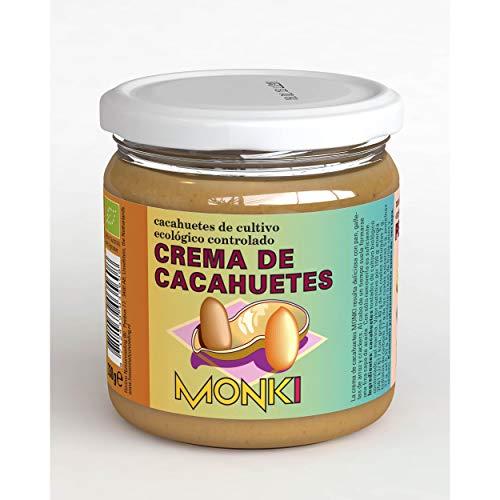 Monki Crema De Cacahuetes Monki 650 G Bio 750 g