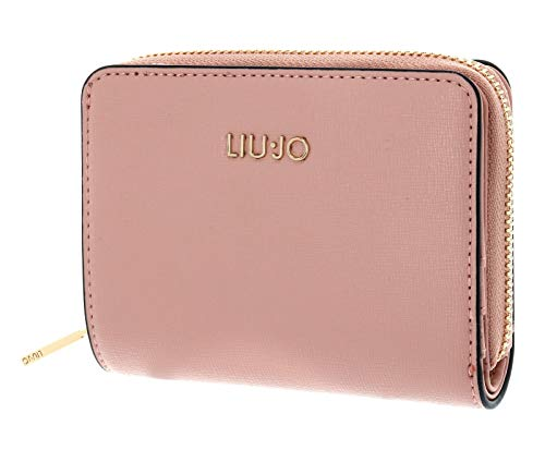 LIU JO Isola Zip Around S Cameo Rose