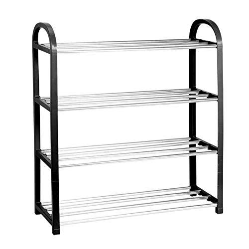 LSSB Scarpiera Alluminio Scarpe in Piedi in Metallo Fai-da-Te Ripiano Portaoggetti Accessori per Organizer per La Casa Ripiani Portaoggetti per Corridoio Ingresso