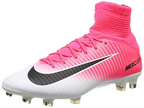 Nike Unisex-Erwachsene Mercurial Veloce III DF FG 831961 601 Sneaker, Mehrfarbig (Indigo 001), 42 EU