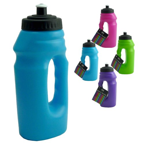 Rose Evans New Plastic Sports And GYM Water Bottle With Handle for easy use...