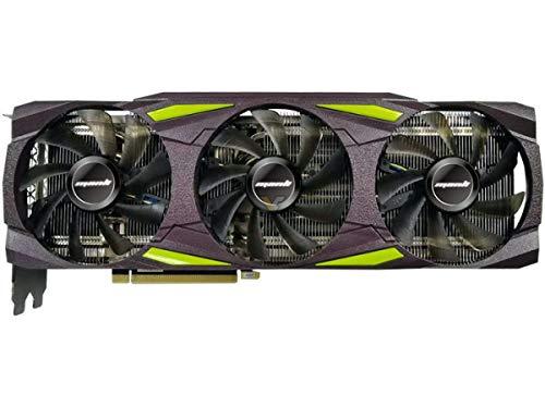 MANLI GeForce RTX 3090 Triple Fan 24GB GDDR6X Carte Graphique 1xHDMI, 3xDP