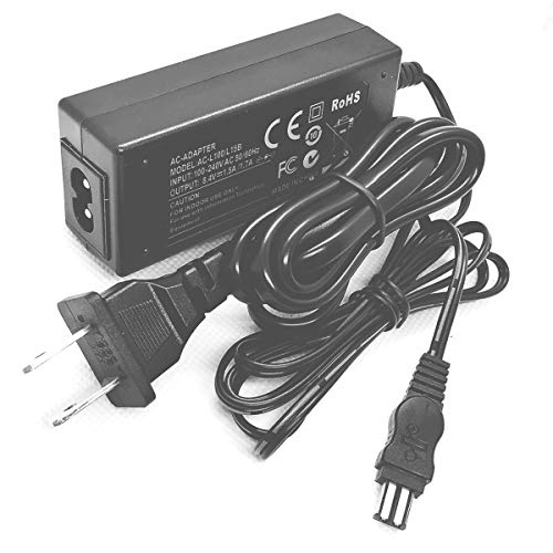 AC Power Adapter Charger for Sony Cyber-Shot DSC-F707, DSC-F717,...