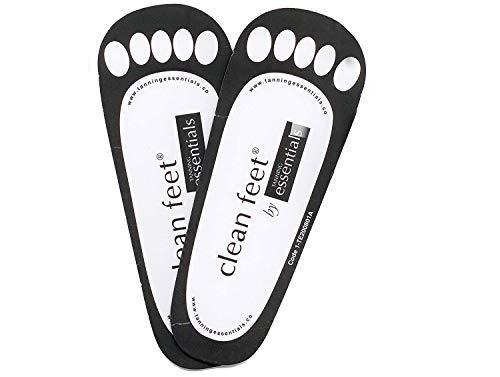 100 x Sticky Feet (50 Pairs) - Black