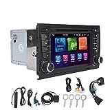 Car Stereo Car Radio Player WiFi Navegación GPS para Android...