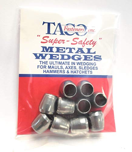 10 Pack TR-0 Super Safety Conical Handle Wedges