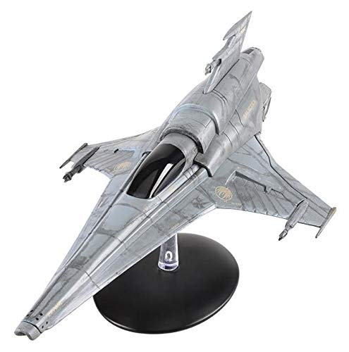 Battlestar Galactica The Official Ships Collection: #06 Viper Mk II (Apollo Decal) Ship Replica