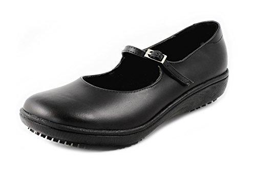Shoes For Crews Mary Jane II - CE Cert Damen schwarz 38