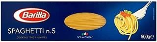 Barilla Spaghetti - 500g (1.1lbs)
