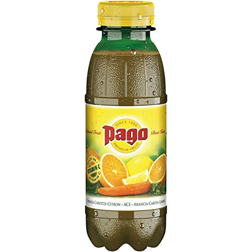 Jus De Fruit A.c.e 33cl Pago - Pack De 12
