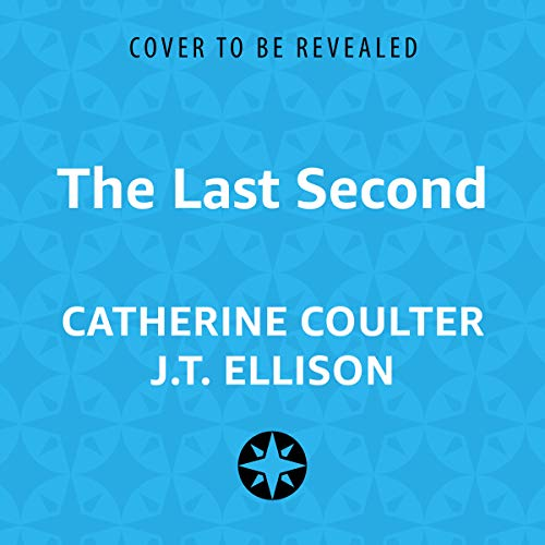 The Last Second audiobook cover art