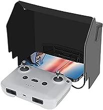 Skyreat Mavic Mini 2 Sun Hood Sun Shield Cover Accessories for 4.7-6.7 inch Phone Compatible with DJI Mini 2 / DJI Air 2S / Mavic Air 2 Drone Remote Controller