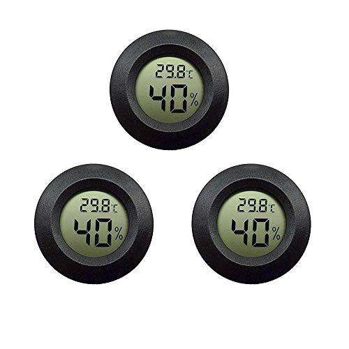 Thlevel Mini Digital LCD Thermomètre Hygromètre Température