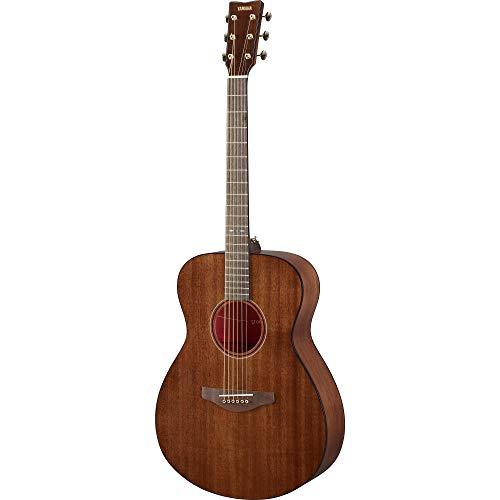 Yamaha STORIA III Chitarra Folk - Chitarra Acustica 4/4 in Legno con Pickup - Design Accattivante e Suono Caldo e Bilanciato - Alta Qualità, Colore Marrone Cioccolato