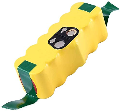 3000mAh 14.4V Ni-Mh Aspirapolvere Batteria per iRobot Roomba 500 600 700 800 Series 500 510 520 530 532 534 535 540 550 552 555 560 562 570 580 581 600 Utensile elettrico a batteria