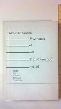 Economics of the transformation period - Book #29 of the Cuadernos de Pasado y Presente