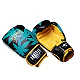 OLYSPM Guantes De Boxeo Boxing Gloves For Training Punching Sparring Muay...