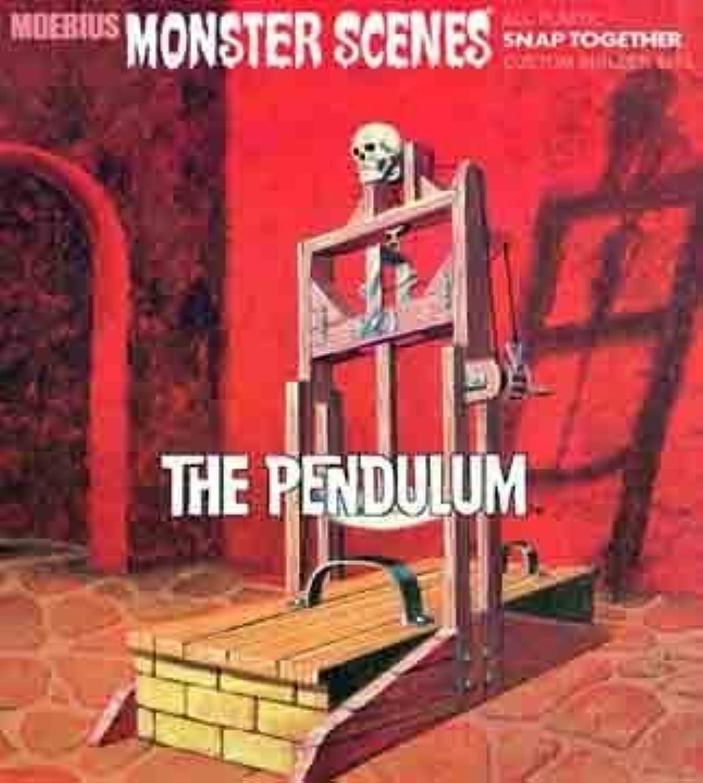The Pendulum Snap Monster Scene (11 H, 4-1 2 W) Moebius by Moebius Models