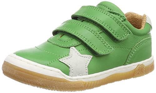 Bisgaard Unisex-Kinder 40305.119 Sneaker, Grün (Green 1001), 29 EU
