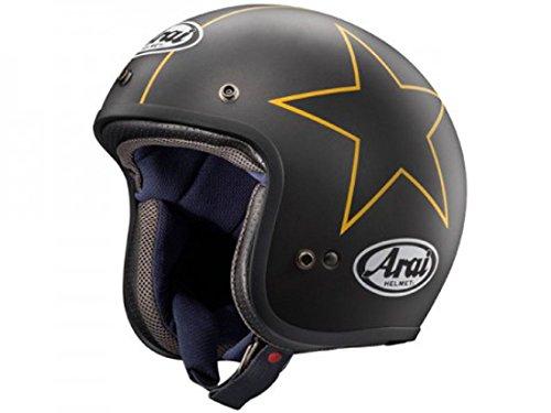 アライ(ARAI) バイクヘルメット ジェット CLASSIC MOD スターズ L (頭囲 59cm~60cm)