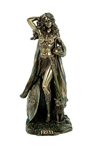 Veronese by Joh. Vogler GmbH Freya nordische Göttin der Liebe Sammelfigur Figur