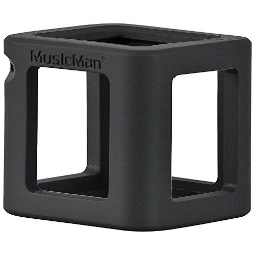 MusicMan Mini Silikon Case schwarz